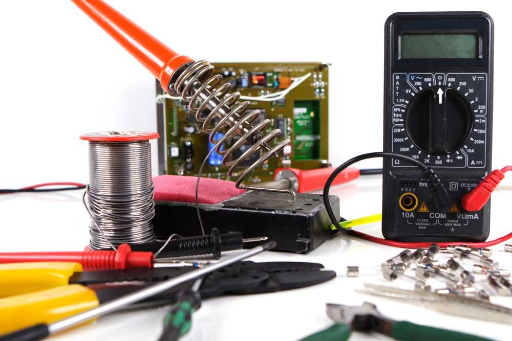 Module 1: Basic electronics