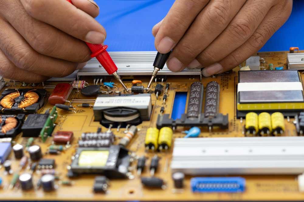 TV Motherbaord repairing Course