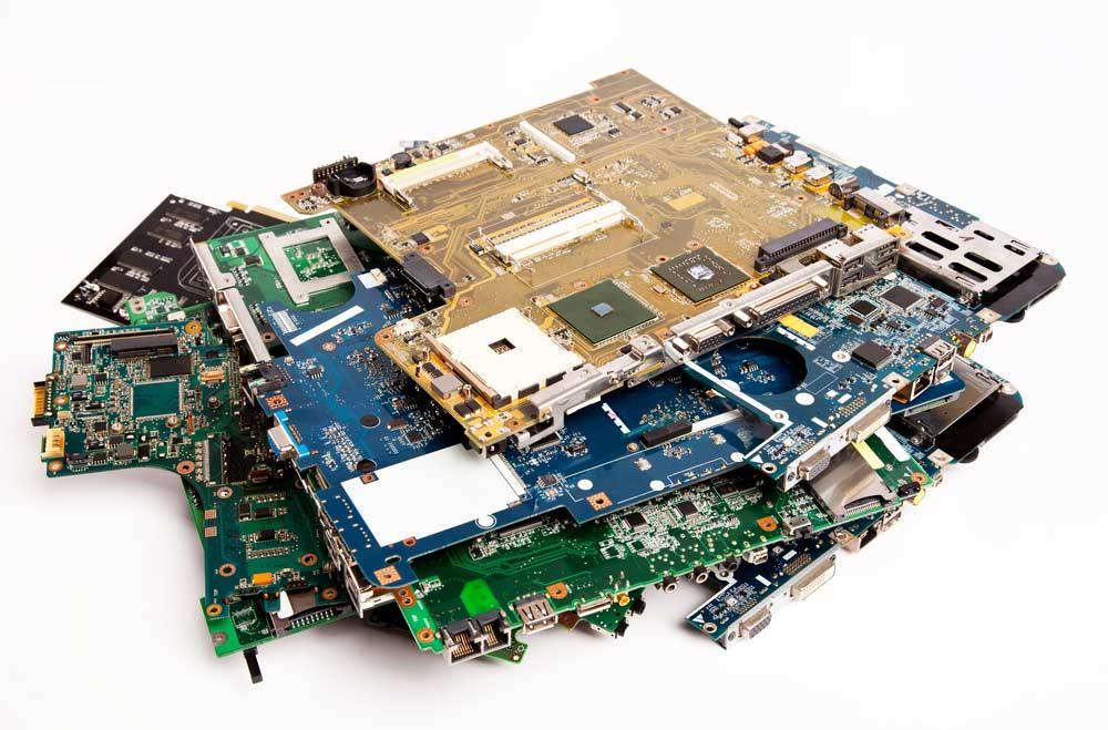Chip level laptop training